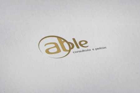 Able Criminology – Visual Identity
