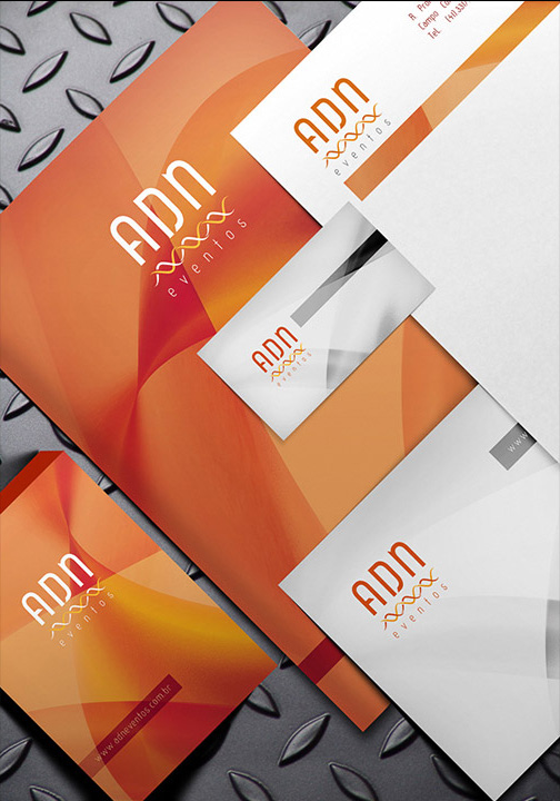 ADN Events – Visual Identity