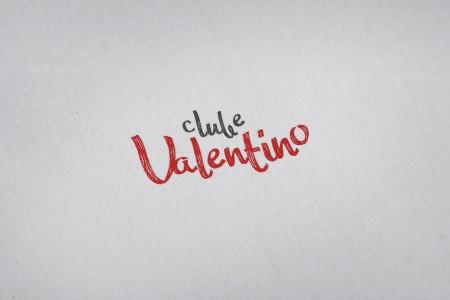 Clube Valentino – Visual Identity