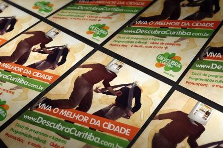 Descubra Curitiba – Advertising Campaign