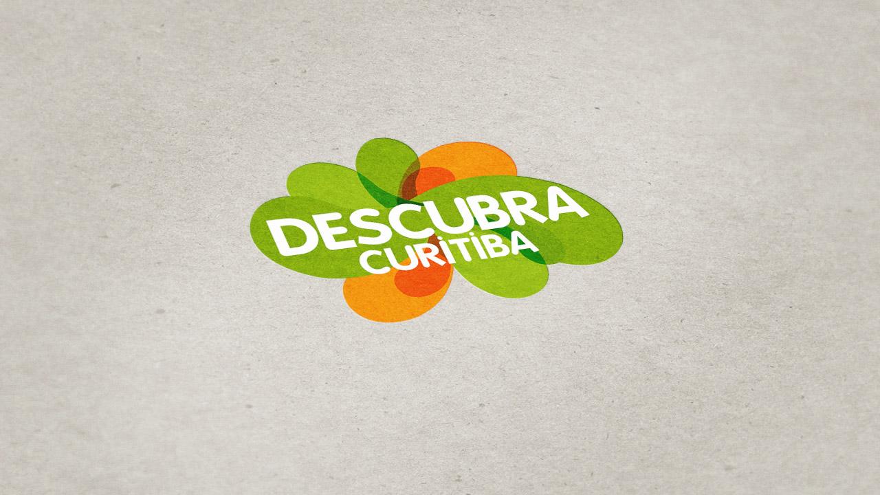 Descubra Curitiba – Visual Identity