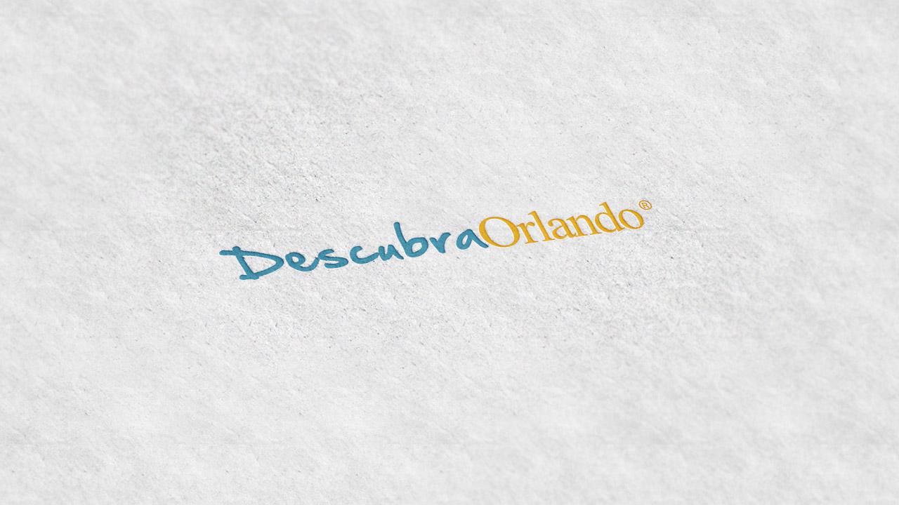 Descubra Orlando – Visual Identity