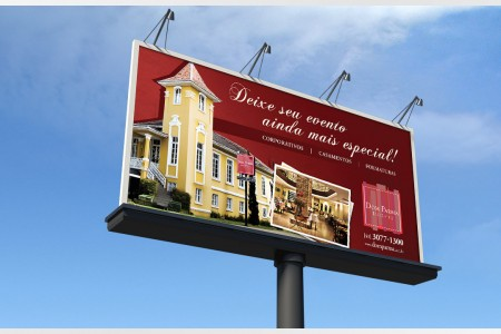 Dom Parma Restaurant – Advertising Campaign