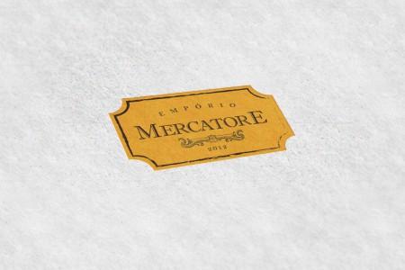 Empório Mercatore – Visual Identity
