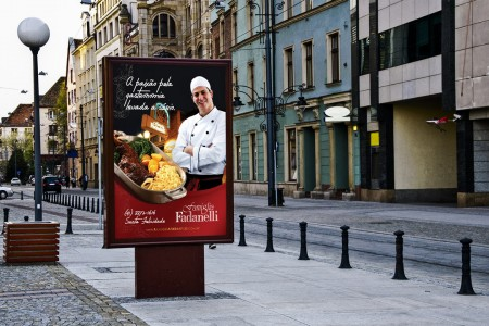 Fadanelli Restaurant – Advertising Campaign