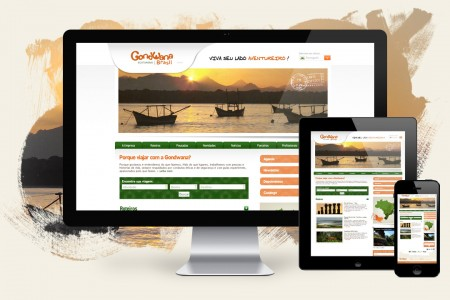 Gondwana Ecotourism – Website