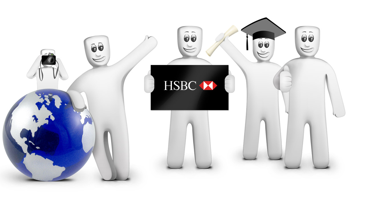 HSBC Global Technology – Mascot