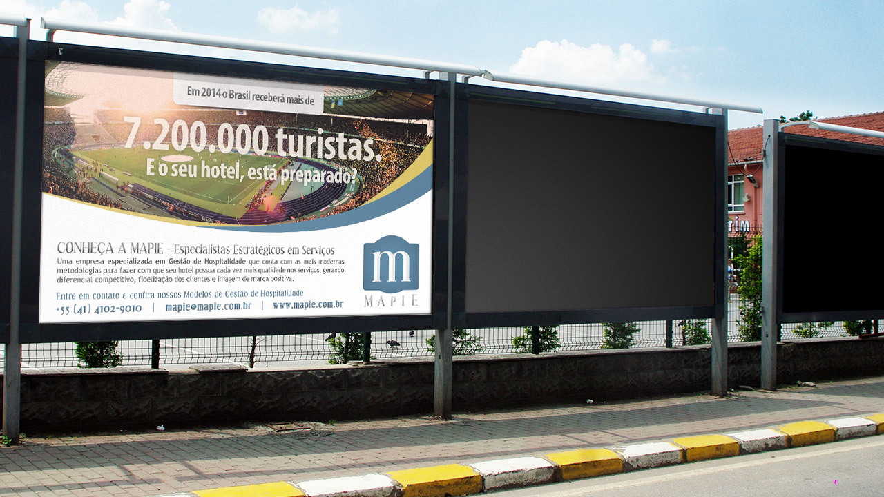 Mapie – Advertising Campaign
