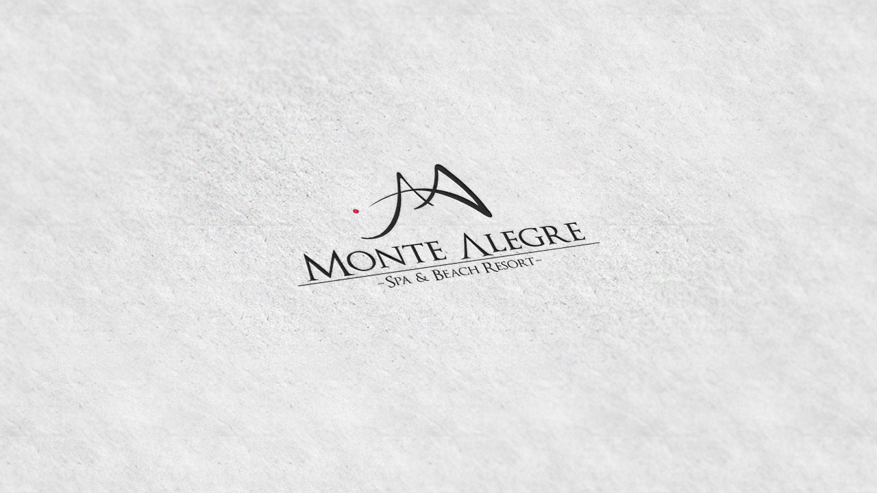 Monte Alegre Spa & Beach Resort – Visual Identity