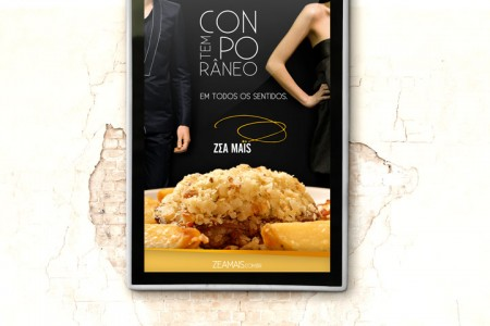 Zea Maïs Restaurant – Advertising Campaign